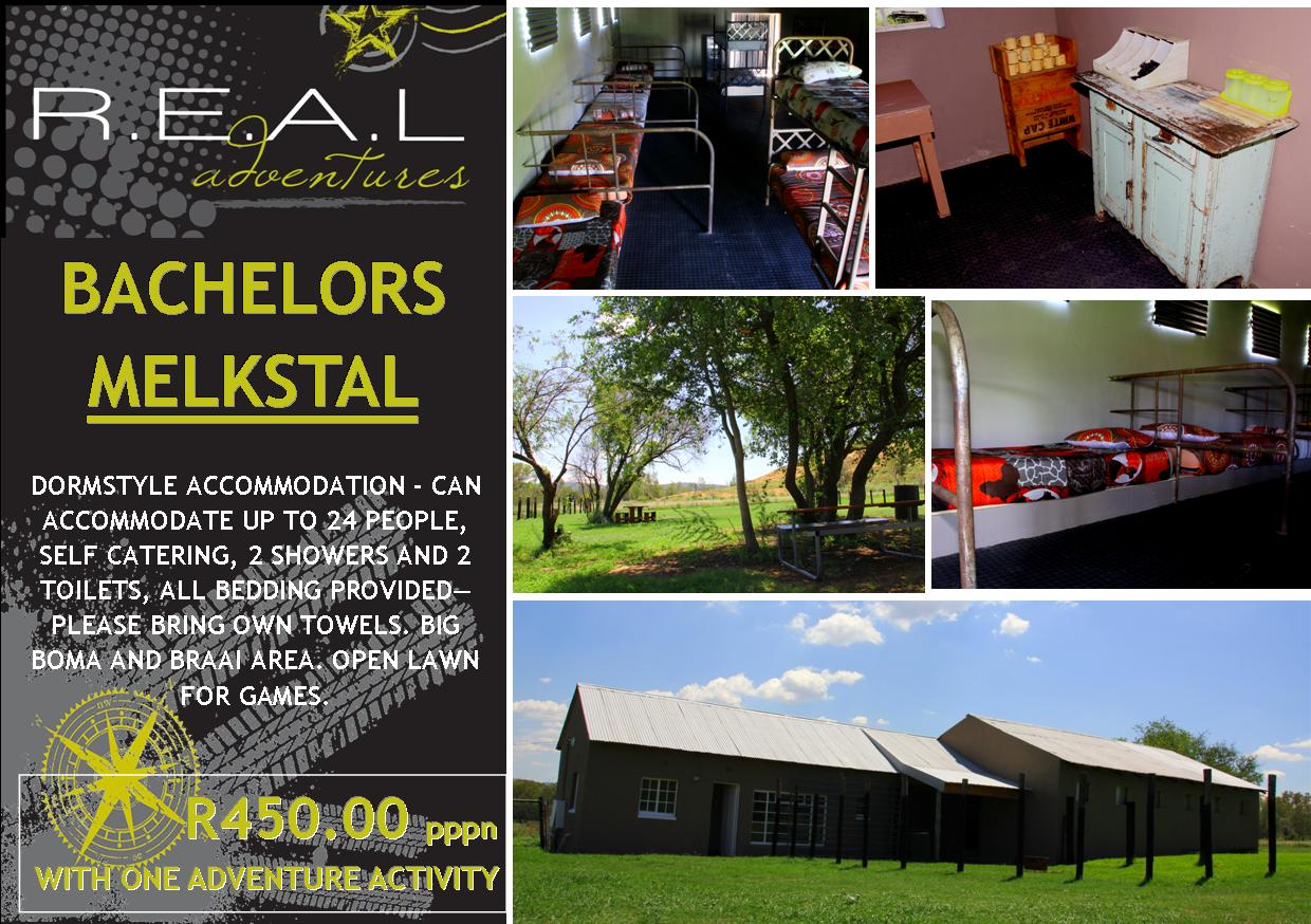 PARYS BACHELOR DORM ACCOMMODATION
