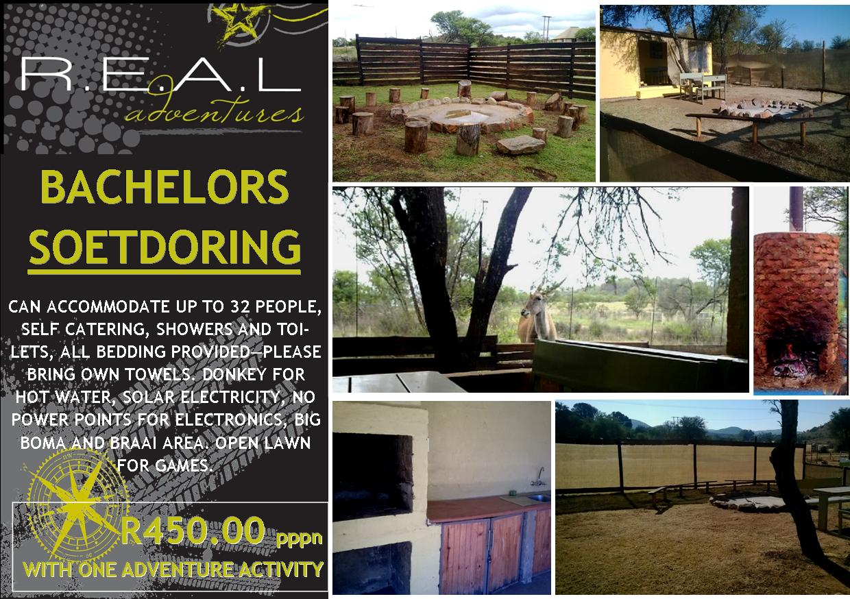 PARYS BACHELOR BUDGET ACCOMMODATION